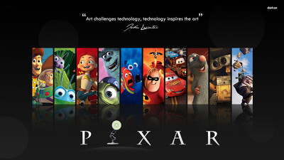 Pixar Short Films Collection: Volume 1 Trailer