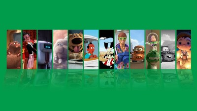 Pixar Short Films Collection: Volume 2 Trailer