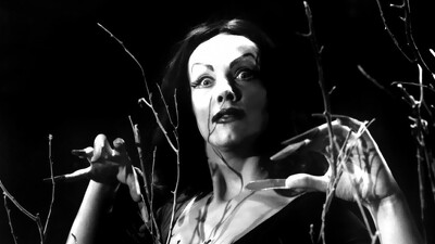 Plan 9 from Outer Space Trailer
