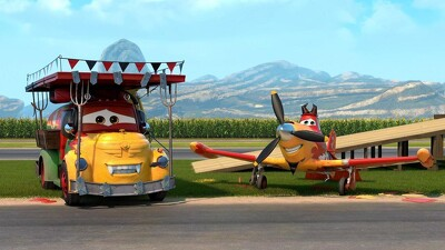 Planes: Vitaminamulch Air Spectacular Trailer