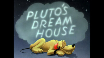 Pluto's Dream House Trailer