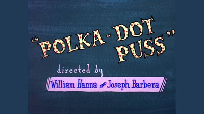 Polka-Dot Puss Trailer