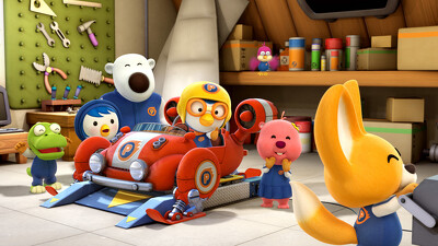 Pororo: The Racing Adventure Trailer