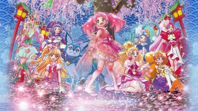 Precure Dream Stars! Trailer