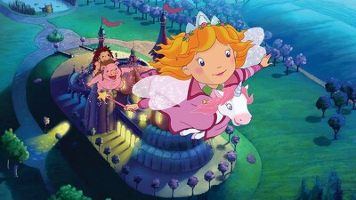 Princess Lillifee and the Little Unicorn Trailer