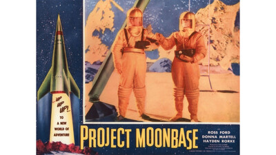 Project Moon Base Trailer