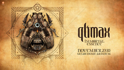 Qlimax 2013: Immortal Essence Trailer
