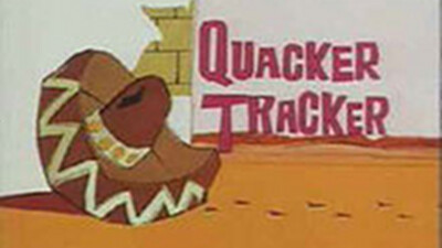 Quacker Tracker Trailer
