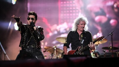 Queen and Adam Lambert - Rock in Rio 2015 Trailer