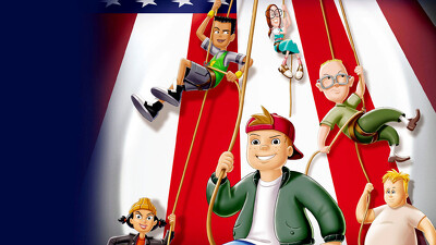 Recess: School's Out Trailer