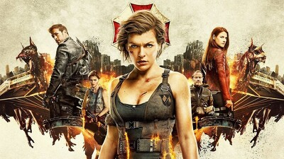 Resident Evil: The Final Chapter Trailer