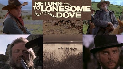 Return to Lonesome Dove Trailer