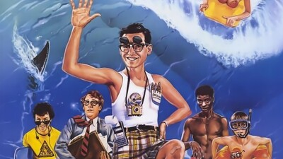 Revenge of the Nerds II: Nerds in Paradise Trailer