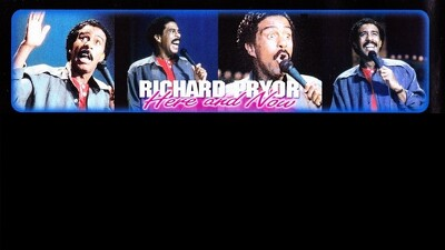 Richard Pryor: Here and Now Trailer