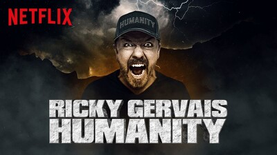 Ricky Gervais: Humanity Trailer