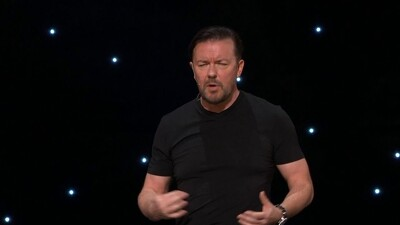 Ricky Gervais: Out of England - The Stand-Up Special Trailer