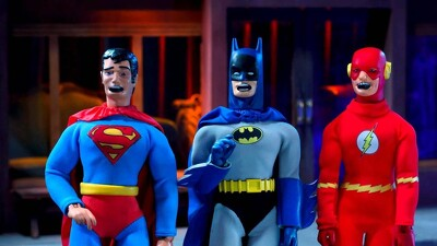 Robot Chicken: DC Comics Special Trailer