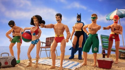 Robot Chicken: DC Comics Special II - Villains in Paradise Trailer