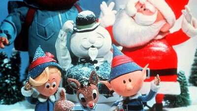 Rudolph the Red-Nosed Reindeer & the Island of Misfit Toys Trailer