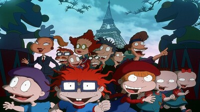 Rugrats in Paris: The Movie Trailer