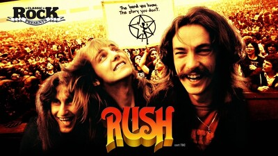 Rush: Beyond the Lighted Stage Trailer