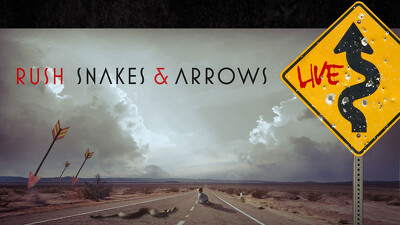 Rush: Snakes & Arrows Live Trailer