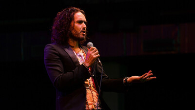 Russell Brand: End the Drugs War Trailer