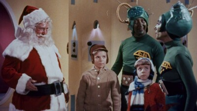 Santa Claus Conquers the Martians Trailer