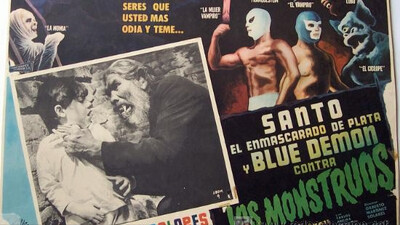 Santo and Blue Demon Against the Monsters Trailer