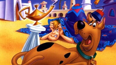 Scooby-Doo in Arabian Nights Trailer