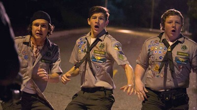 Scouts Guide to the Zombie Apocalypse Trailer