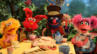 Sesame Street: Abby in Wonderland Trailer