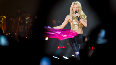 Shakira: Live from Paris Trailer