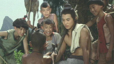 Shaolin Temple 2: Kids from Shaolin Trailer