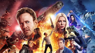 Sharknado 4: The 4th Awakens Trailer