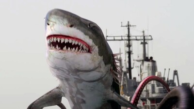Sharktopus vs. Whalewolf Trailer