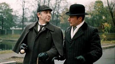 Sherlock Holmes and Dr. Watson: The Treasures of Agra Pt I Trailer