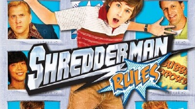 Shredderman Rules Trailer