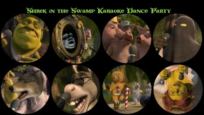 Shrek in the Swamp Karaoke Dance Party Trailer