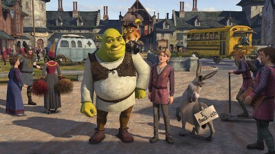 Shrek the Third Trailer