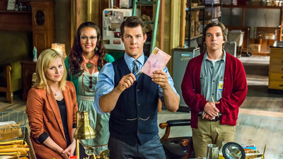 Signed, Sealed, Delivered Trailer