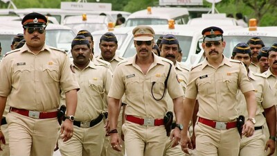 Singham Returns Trailer
