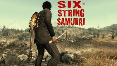 Six-String Samurai Trailer
