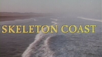 Skeleton Coast Trailer