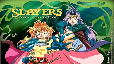 Slayers Special: The Scary Chimera Plan Trailer