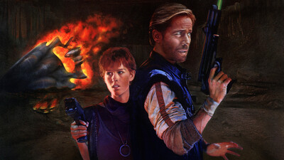 Spacehunter: Adventures in the Forbidden Zone Trailer