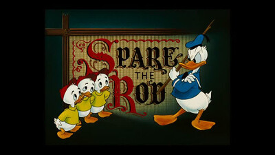 Spare the Rod Trailer