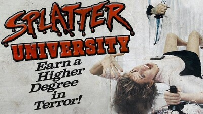 Splatter University Trailer