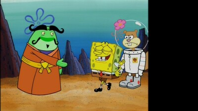 SpongeBob Squarepants - Karate Island Trailer
