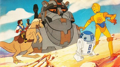 Star Wars: Droids - The Great Heep Trailer